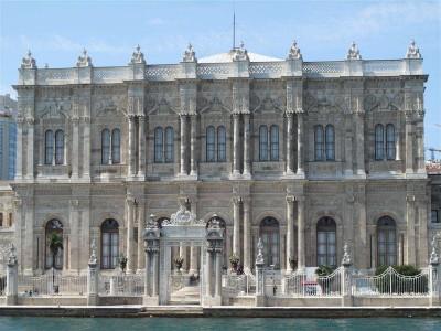 Palais rococo