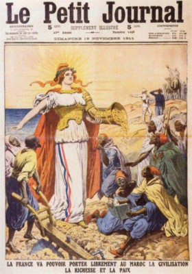 Figure 5 : Couverture du Petit Journal, 1911