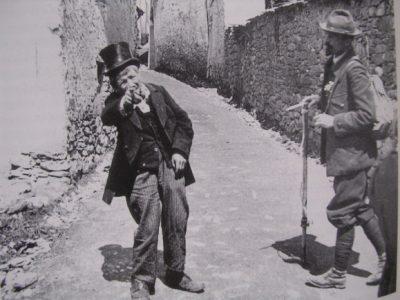 Illustration 2 : Photographie de H. Ferrand, Fond des photographes de montagne, Bibliothèque de Grenoble.