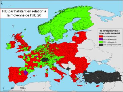 Source : José Alberto Rio Fernandes, données Eurostat.
