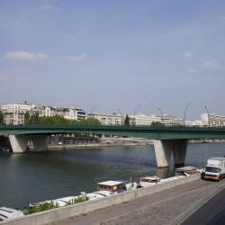 Pont du Garigliano, 2006 (Source : Wikipédia)
