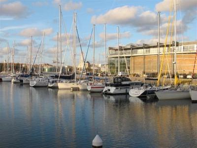 La Rochelle, ville à la mer