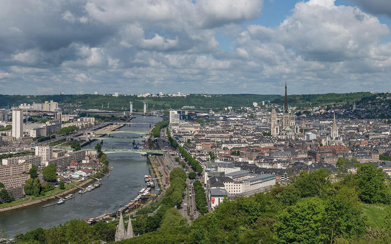 Ville De France En  Lettres