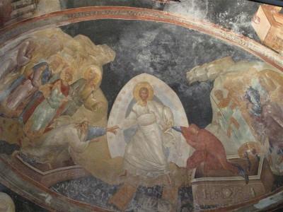 Saint-Sauveur-in-Chora : les fresques