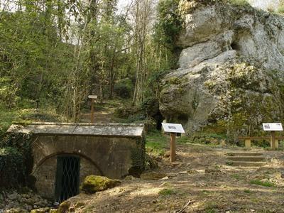 La source de la Marne à Balesmes (plateau de Langres)