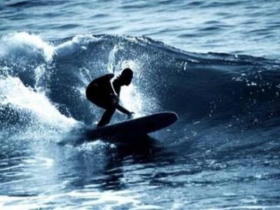 Le surf et les territoires de l'éphémère (source : Canal J - Sports)