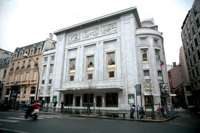 Le Théâtre des Champs-Elysées (source: culture.fr )