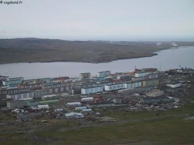 Tiksi, petite ville de l'Arctique russe (source: vagabonds.fr)