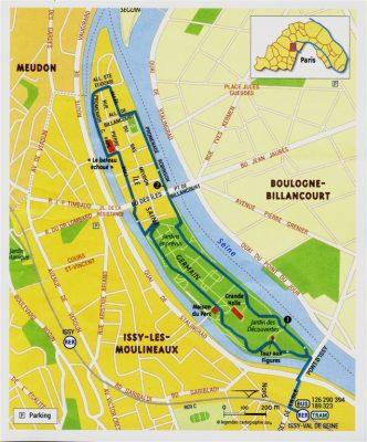 Topoguide des Hauts de Seine