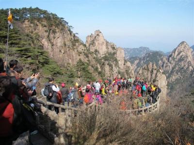 Une destination privilégiée du tourisme chinois (cliché de Maryse Verfaillie)