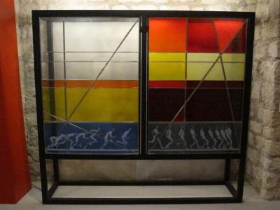 Sans titre, 2015 Didier et Alice Sancey / Ateliers Loire